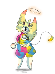 Animal Crossing: Elio  by PuppyistheFire