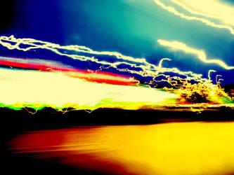 Life is a blur I by darkdex52
