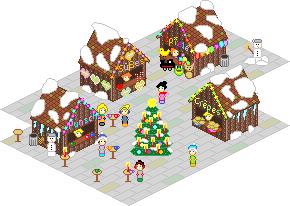 Christmas market by ligula