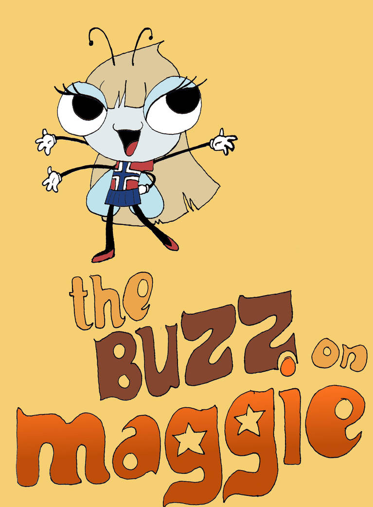 The Buzz On Maggie By Ponypalsandhorsies On Deviantart