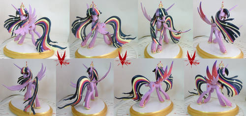 2015 Princess Twilight Sparkle by VIIStar
