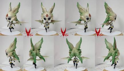 Chibi Garuda by VIIStar