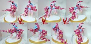 Rainbow Power Princess Pinkie Pie by VIIStar
