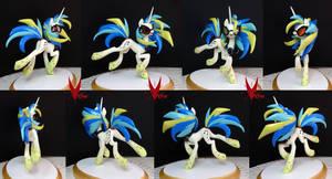 Rainbow Power Princess Vinyl Scratch by VIIStar