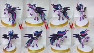 Princess Twilight Sparkle 2016 Turn by VIIStar