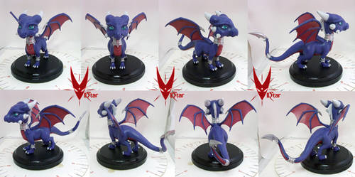 Young Cynder by VIIStar