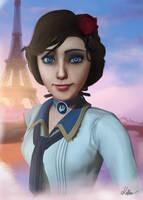 BioShock Infinite by Azargo93