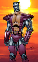 Colossus by FMCuonzo