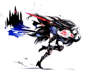 Doodle of Ecclesia by Outering
