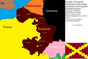Republic of Burgundy by dragonvanguard