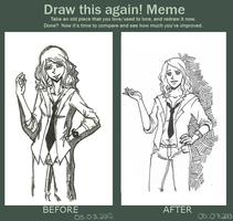 Avery Improvement Meme by LilyScribbles