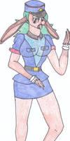 Officer Jenny Bunny Tf by EduartBoudewijn