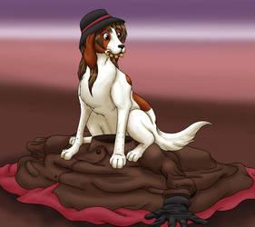 Commission: The Loyal Dog part 4 by EduartBoudewijn