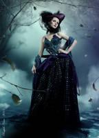 Midnight tale by KellieArt