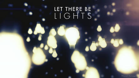Let There Be Lights by techngame