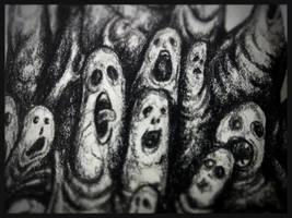 Tortured Spirits by atati23