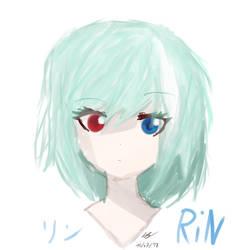 Rin by Honoka06
