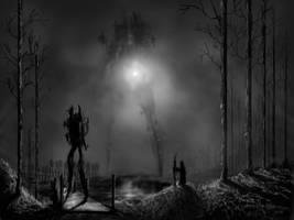 aliens by CeyoART