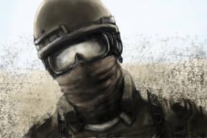 Soldier by CeyoART