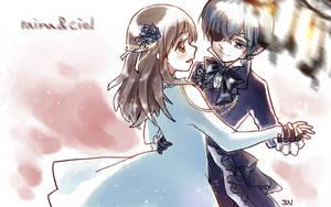 raina and ciel by eugene0321