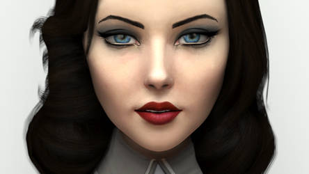Femme Fatale - Elizabeth (Burial at Sea) by Ananina23