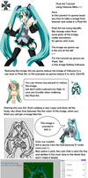 Pixel Art Tutorial Using Hatsune Miku by fracedo