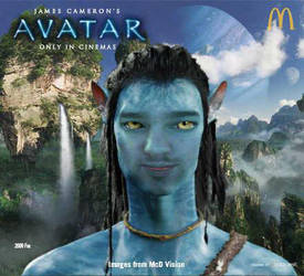 Me...well at least my Na'vi by Anthan