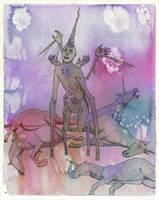 New Unicorn by coffeeChihuahua