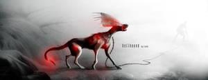 hellhound by TeeAl