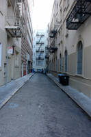 Alley 1 by archistock
