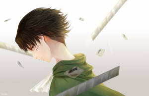 20th fave 2018: Levi Ackerman by TTAlwins