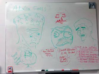 Media Production's Meme Board - Andrew Chapman by ChappersLAD