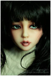 Face-up for Narae 43 by Legend-san