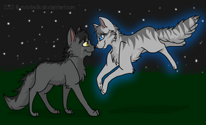 Graystripe X Silverstream - See You Again by RiverBelle
