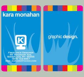 Business Card by morestarinatthestars