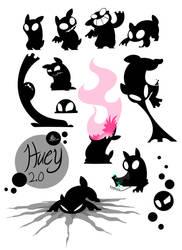 Huey 2.0 {Post Primordial} by Jacka-trope