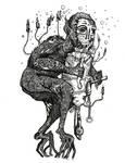 Bubble Sea Crawlers by oag-thomas