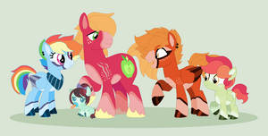 Next Gen Family: MacDash by Everythingf4ngirl