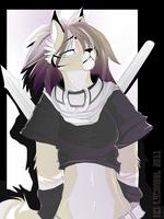Tired warrior by lycangel