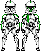 61st Trident Corps Trooper Phase I by AlphaARC33Appo