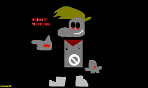Rayman.EXE by themanofpro98