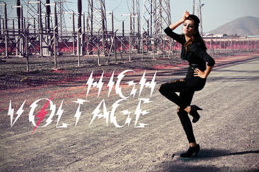 High Voltage by mouvement