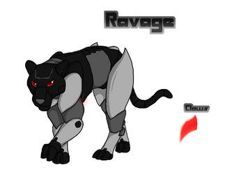 Ravage by DeceptiSpoon