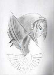 Twilight Princess by KageLily