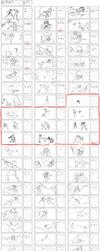 Naruto vs Sasuke Storyboard WIP by Smyton4tw