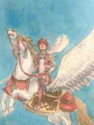 Fire Emblem Fates- Sky High Princess by AstoriaMercury