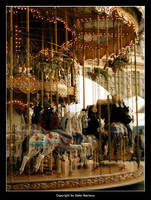 Merry-go-round by Selus
