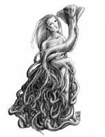 Medusa's Dres by Selus