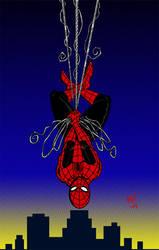Day 28: Spider-Man by Meejub