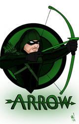 Day 31: Arrow by Meejub